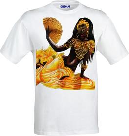 Orisha Oshun 3 T-Shirt
