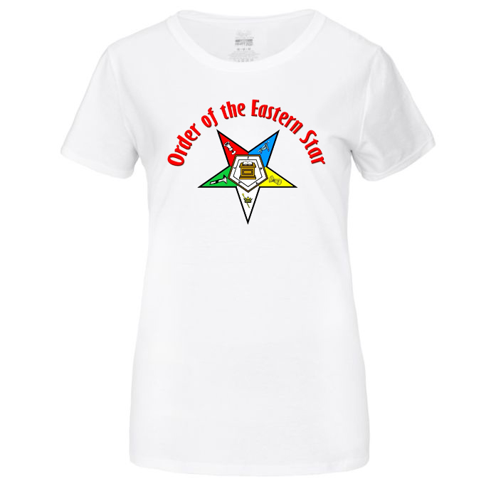 67ec644a Order of the Eastern Star T-Shirt | evolution3sixty